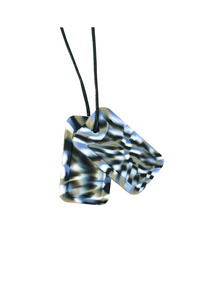 Chewigem Chew Necklace Dog Tags, Camo Item Number 1576212
