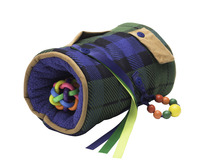 TwiddleSport Fidget and Comfort Muff, Plaid Item Number 1576231