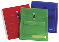 Binder Pockets and Envelopes, Item Number 1576532