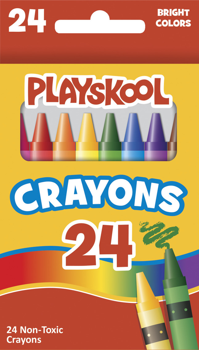 Beginners Crayons, Item Number 1577678