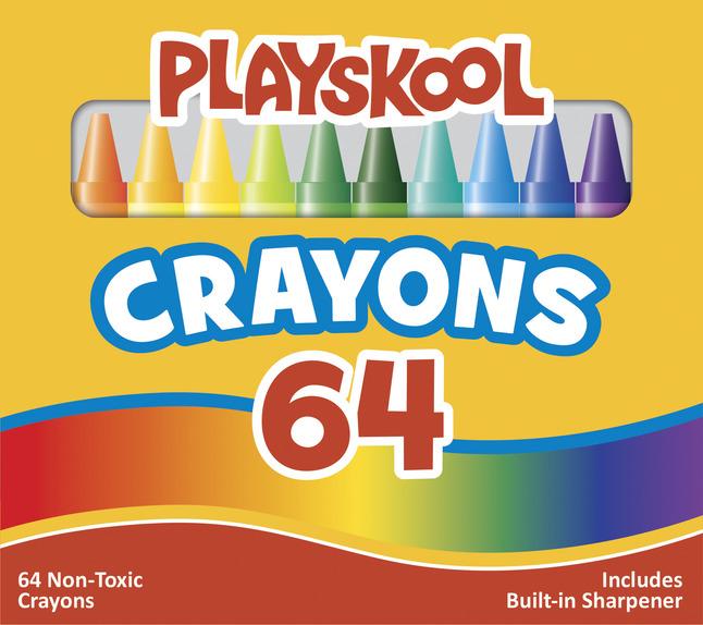 Beginners Crayons, Item Number 1577679