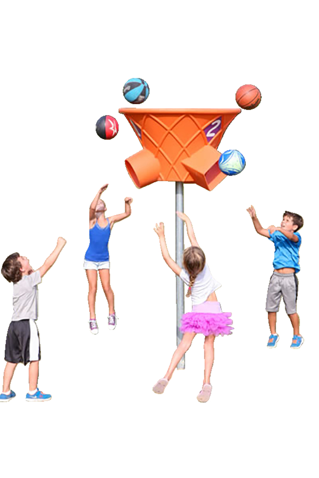 Outdoor Basketball Playground Equipment Supplies, Item Number 1581873