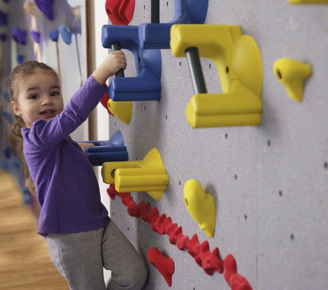 Upper Body Climbing Equipment, Item Number 2041322