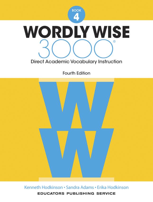 Wordly Wise Curriculum, Item Number 1585193