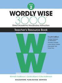 Wordly Wise Curriculum, Item Number 1585202