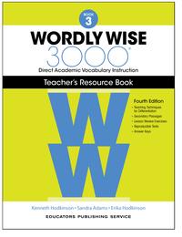 Wordly Wise Curriculum, Item Number 1585203