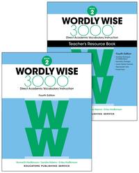 Wordly Wise Curriculum, Item Number 1585238