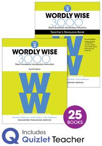 Wordly Wise Curriculum, Item Number 1585239