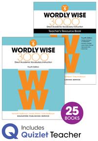 Wordly Wise Curriculum, Item Number 1585241