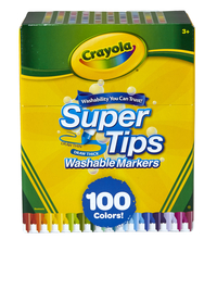 Washable Markers, Item Number 1587140
