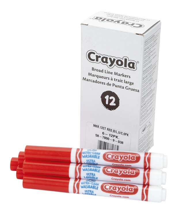 Washable Markers, Item Number 1587163