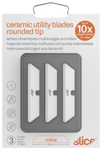 Ceramic Utility Replacement Blades, Item Number 1587281