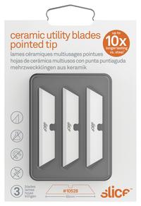 Ceramic Utility Replacement Blades, Item Number 1587282