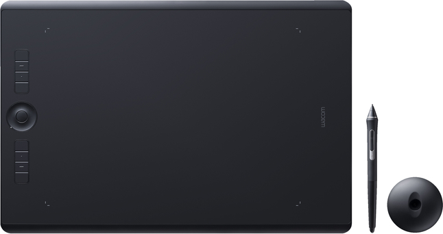Wacom Intuos Pro Pen and Touch Tablet Educational Black Large