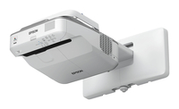 Epson PowerLite 680 XGA 3LCD Presentation Display, 3500 Lumens, XGA Resolution Item Number 1588256