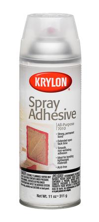 Spray Adhesive, Item Number 1588935