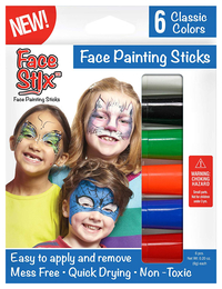 Face Paint , Item Number 1590897