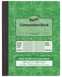 Composition Books, Composition Notebooks, Item Number 1591013