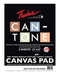 Canvas Pad, Item Number 1591273
