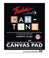 Canvas Pad, Item Number 1591274