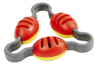 Gonge Body Bells, Ring with 3 Bells Item Number 2038096