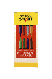 Permanent Markers, Item Number 1593077