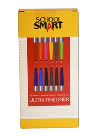 Fiber Tip Pens, Item Number 1593108