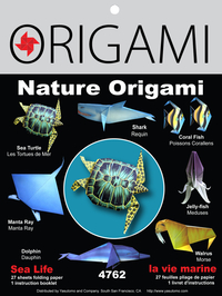 Origami Paper, Origami Supplies, Item Number 1593173