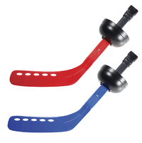 Image for Scooter Hockey Stick with Hand Shield - Middle School, Blue from SSIB2BStore