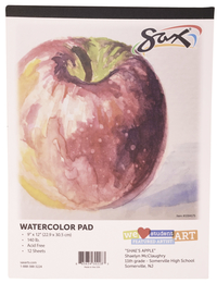 Watercolor Paper, Watercolor Pads, Item Number 1594175
