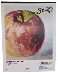 Watercolor Paper, Watercolor Pads, Item Number 1594177