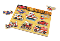 Infant Toddler Puzzles, Item Number 1594218
