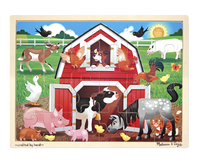 Early Childhood Jigsaw Puzzles, Item Number 1594222