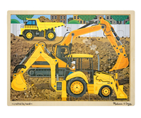 Early Childhood Jigsaw Puzzles, Item Number 1594224