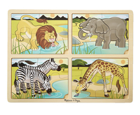 Early Childhood Jigsaw Puzzles, Item Number 1594228