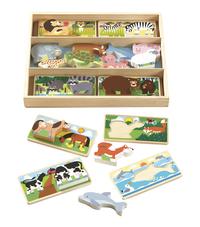 Infant Toddler Puzzles, Item Number 1594235