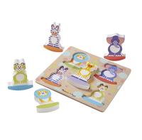 Infant Toddler Puzzles, Item Number 1594236