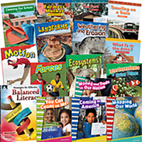 Teacher Created Materials Balanced Literacy Bundle, Grade 2 Item Number