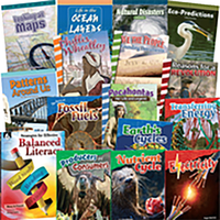 Teacher Created Materials Balanced Literacy Bundle, Grade 4 Item Number
