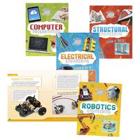 STEM Book Sets, Item Number 1594728