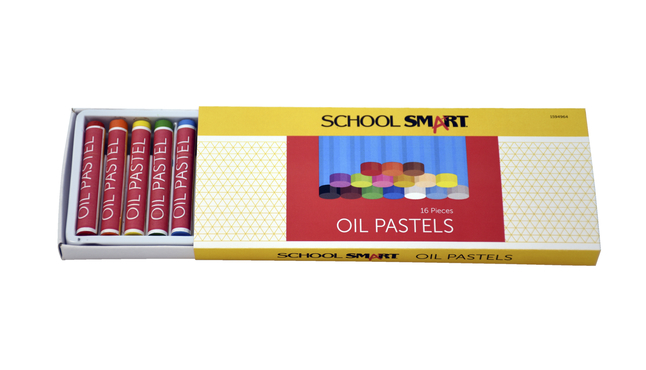 Pastels, Drawing and Painting Supplies, Item Number 1594964