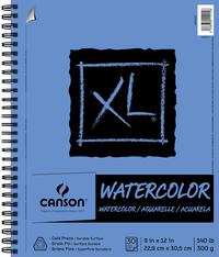 Watercolor Paper, Watercolor Pads, Item Number 1595190