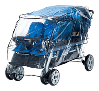 Image for Foundations LX6 Rain Cover - Transparent from School Specialty