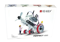 Image for American Scientific IQ KEY Perfect 1000 Robotic STEM Educational Kit from SSIB2BStore