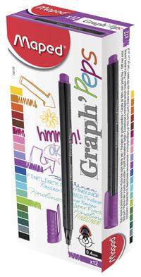 Fiber Tip Pens, Item Number 1596076