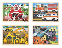 Early Childhood Jigsaw Puzzles, Item Number 1596407
