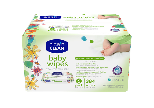 Baby Wipes, Item Number 1596811