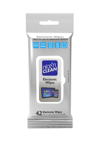 Electronic Wipes, Item Number 1596815