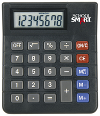 Basic and Primary Calculators, Item Number 1596817