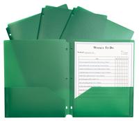 2 Pocket Folders, Item Number 1597261